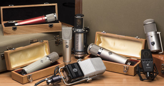 how to extend lives of your condenser and dynamic microhphones