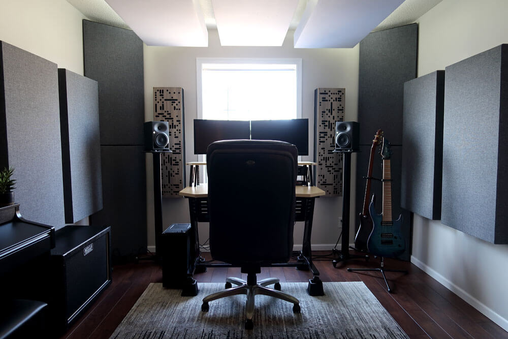 what is acoustic treatment in your studio how to explained