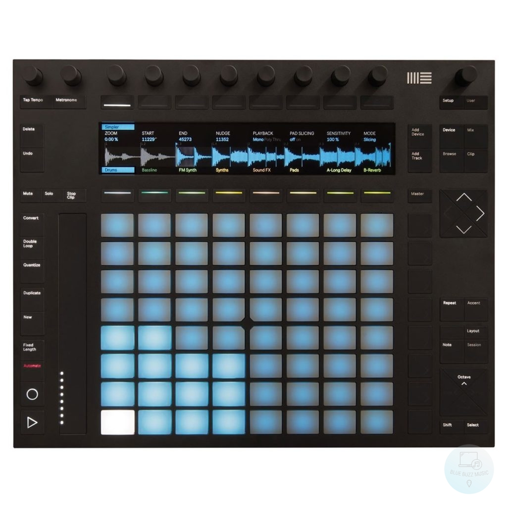 Ableton Push 2 best ableton controller for djing