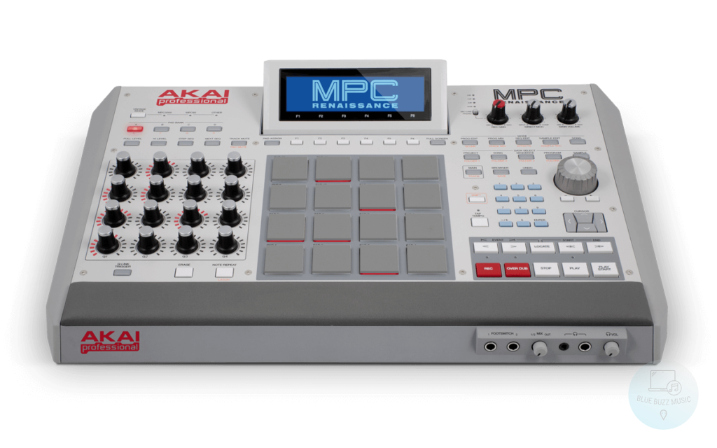 Akai Professional MPC Renaissance - best hardware sampler for live performance z
