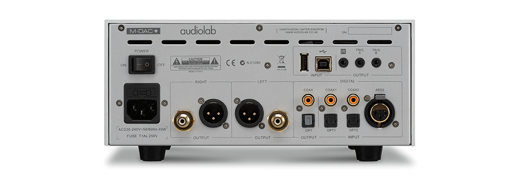 Audiolab M-DAC + - best DAC for the money
