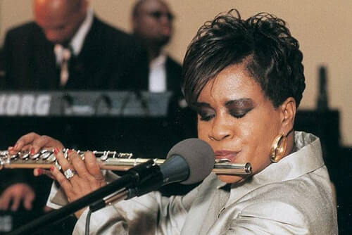 Bobbi Humphrey most famous south jazz flute player female
