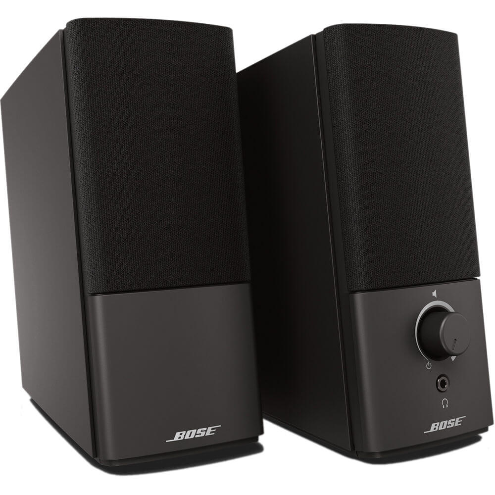 Bose Companion 2 - best small active powered speakers