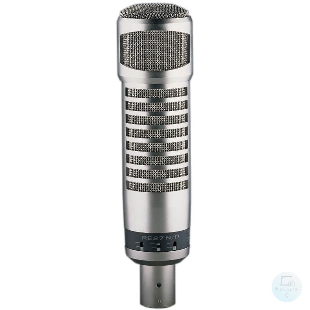 Electro-Voice RE27 - best dynamic microphone for streaming