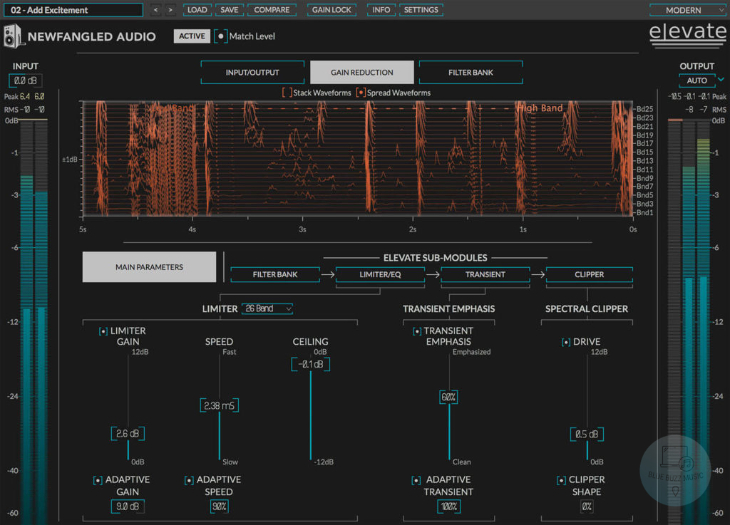 Eventide Elevate Bundle - best mastering limiter plugin vst