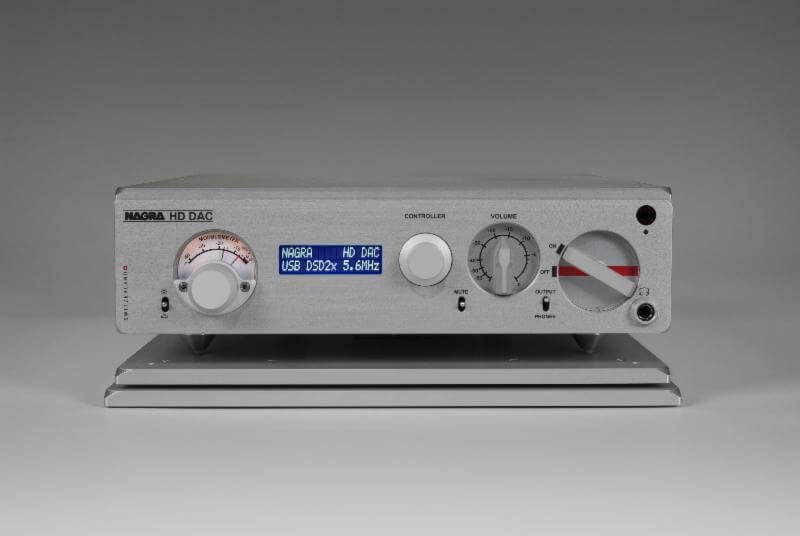 Nagra HD DAC-MPS - best analog DAC budget