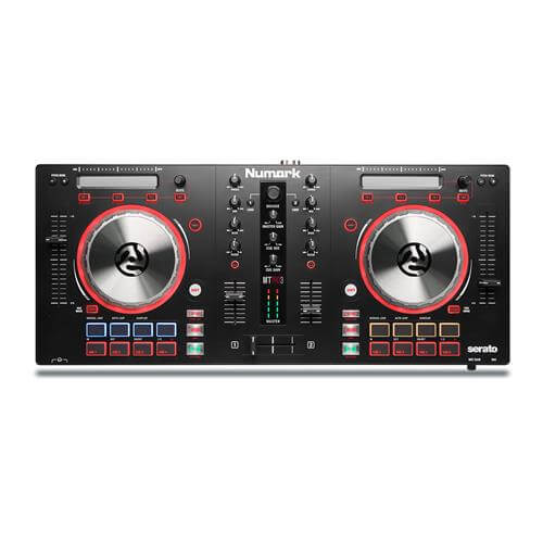 Numark Mixtrack Pro 3 - best numark new dj controller for beginners on a budget