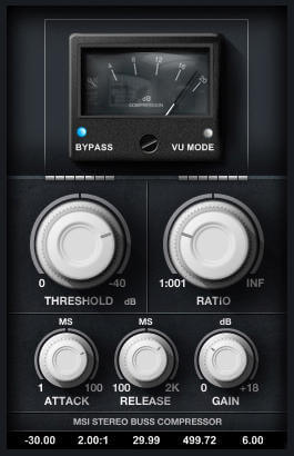 Stereo Buss by Minimal System Group - best free compressor for mastering free download