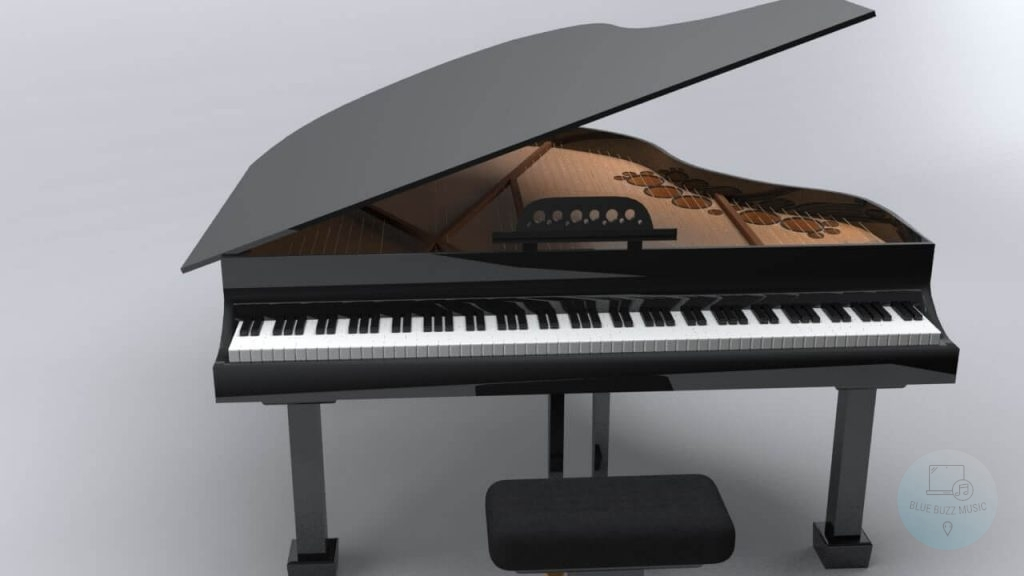 The Aesthetic - keep in mind when looking to buy digital grand or baby grand piano