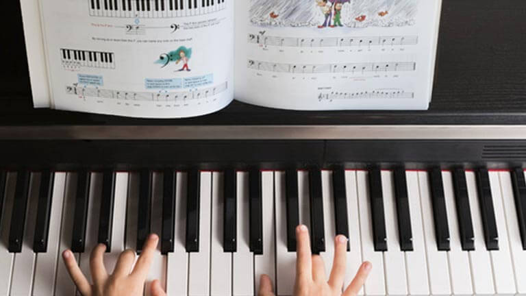 What Makes a Good Children's Piano Book for kids