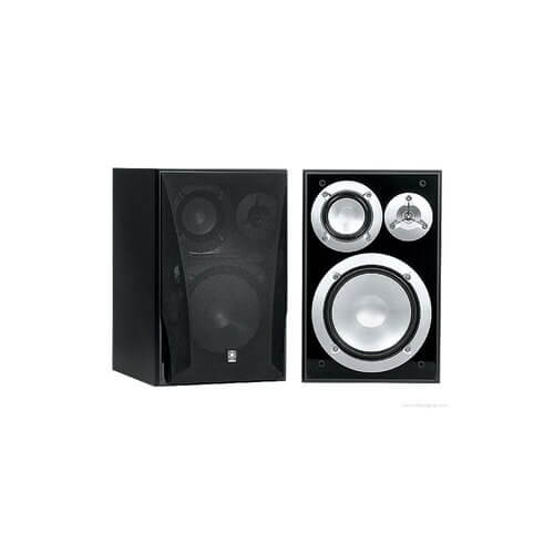 Yamaha NS-6490 - best cheap powered speakers with active subwoofer