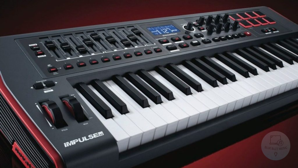 wireless bluetooth wifi MIDI Controller Features and Specs to Consider