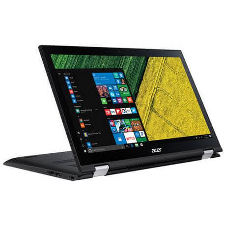 Acer Spin 3 - best laptop for playing music