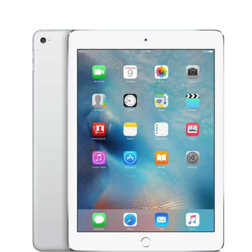 Apple iPad Air 2 - best tablet for listening to music and playing music