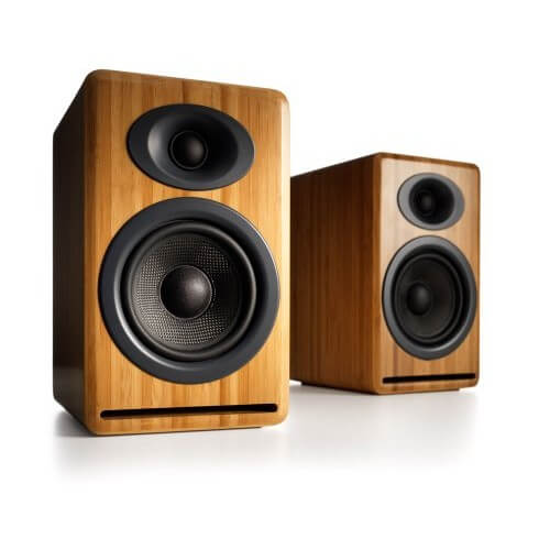 Audioengine P4N - best passive bookshelf speakers under 00