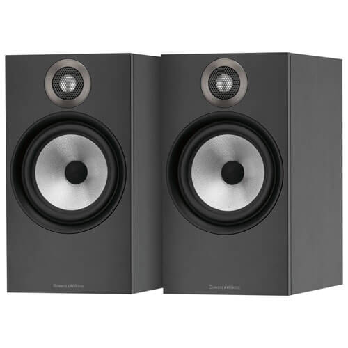 Bowers & Wilkins - best bookshelf passive speakers under 00