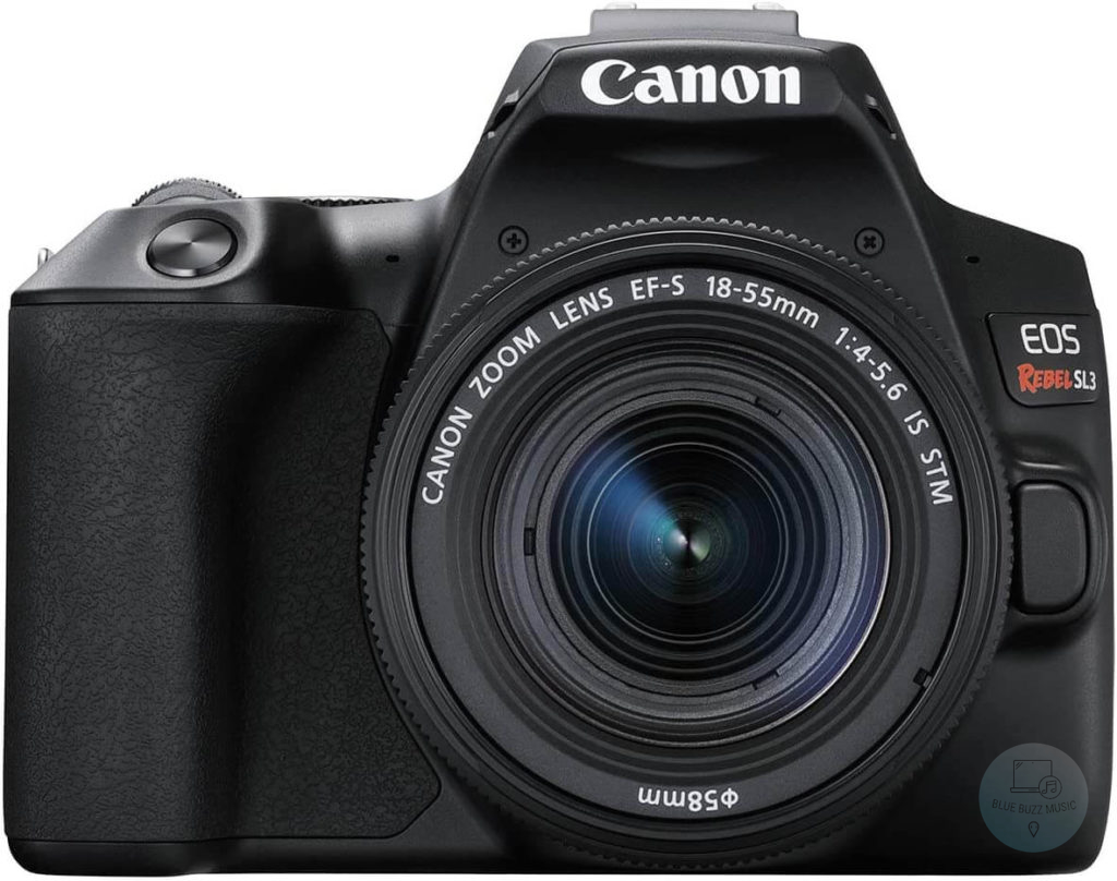 Canon EOS Rebel SL3 - best streaming camera for pc to livestream youtube twitch