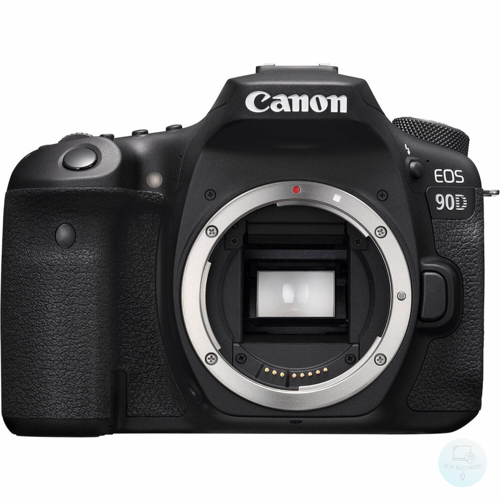 Canon Eos 90D - webcam or dslr for streaming on youtube twitch mixer facebook live