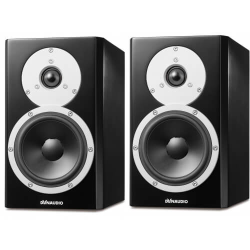 Dynaudio Excite X14 - best bookshelf speakers under 00