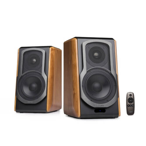 Edifier S1000DB - best budget bookshelf speakers