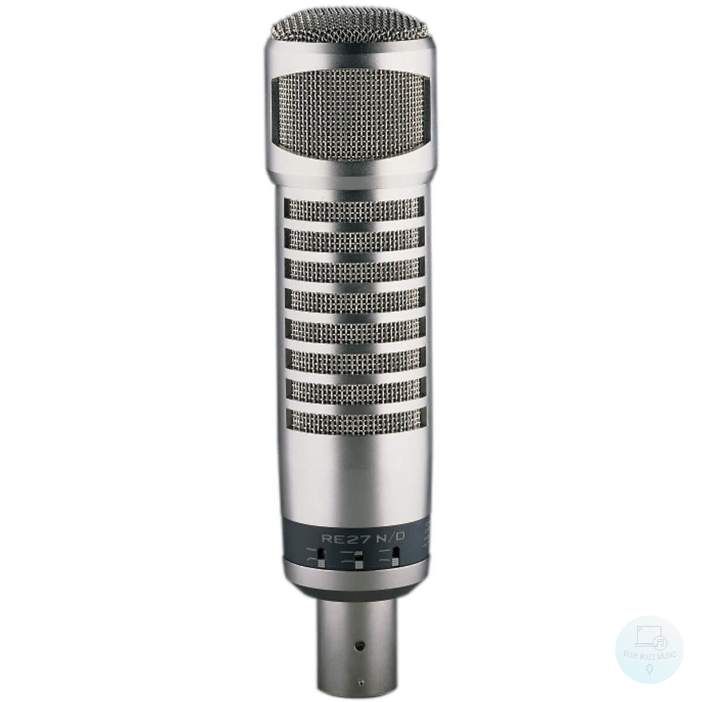 Electro-Voice RE27 - best professional dynamic microphone for streaming podcasting