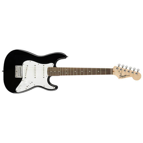 Fender Squier 3-4 Kids Electric Guitar - best 3-4 electric guitar for beginners