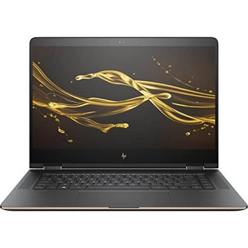 HP Spectre x360 - best small cheap affordable budget laptop for listening to and playing music