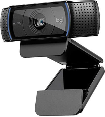 Logitech C920 - best cheap budget affordable camera for youtube twitch mixer facebook live streaming