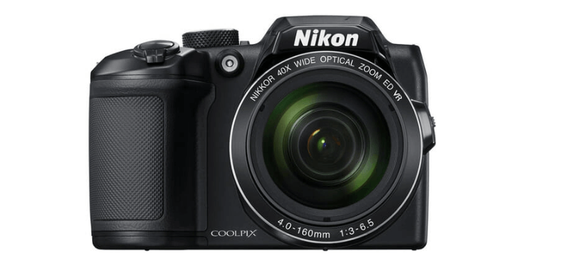 Nikon Coolpix B500 - best vlogging camera for beginners with flip screen cheap