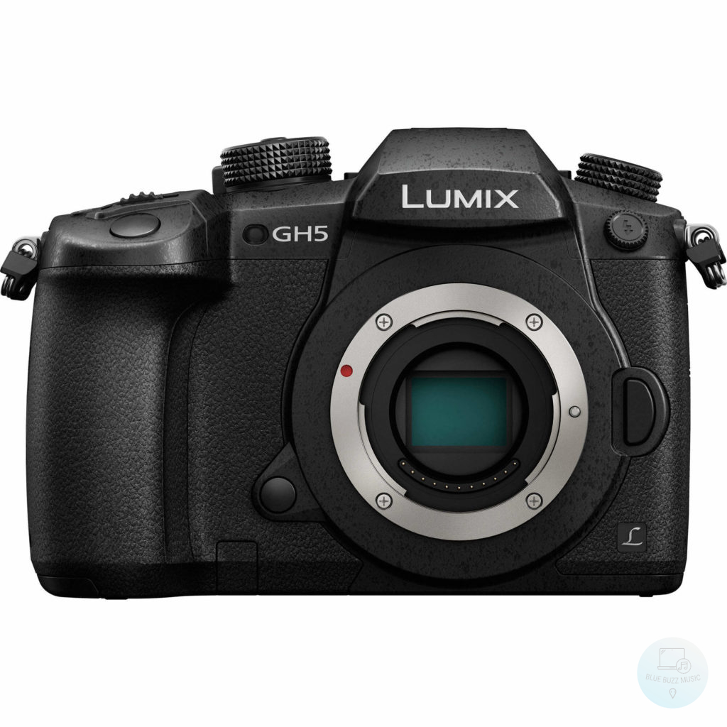 Panasonic GH5 - best 4k 60fps camera for livestreaming and vlogging on youtube and facebook live