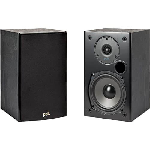 Polk Audio TSi200 - best bookshelf speakers of all time for an audiophile