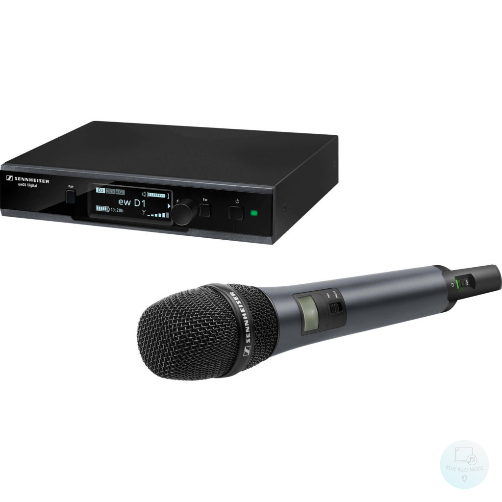 Sennheiser EW D1-835S Evolution - best professional wireless dj microphone
