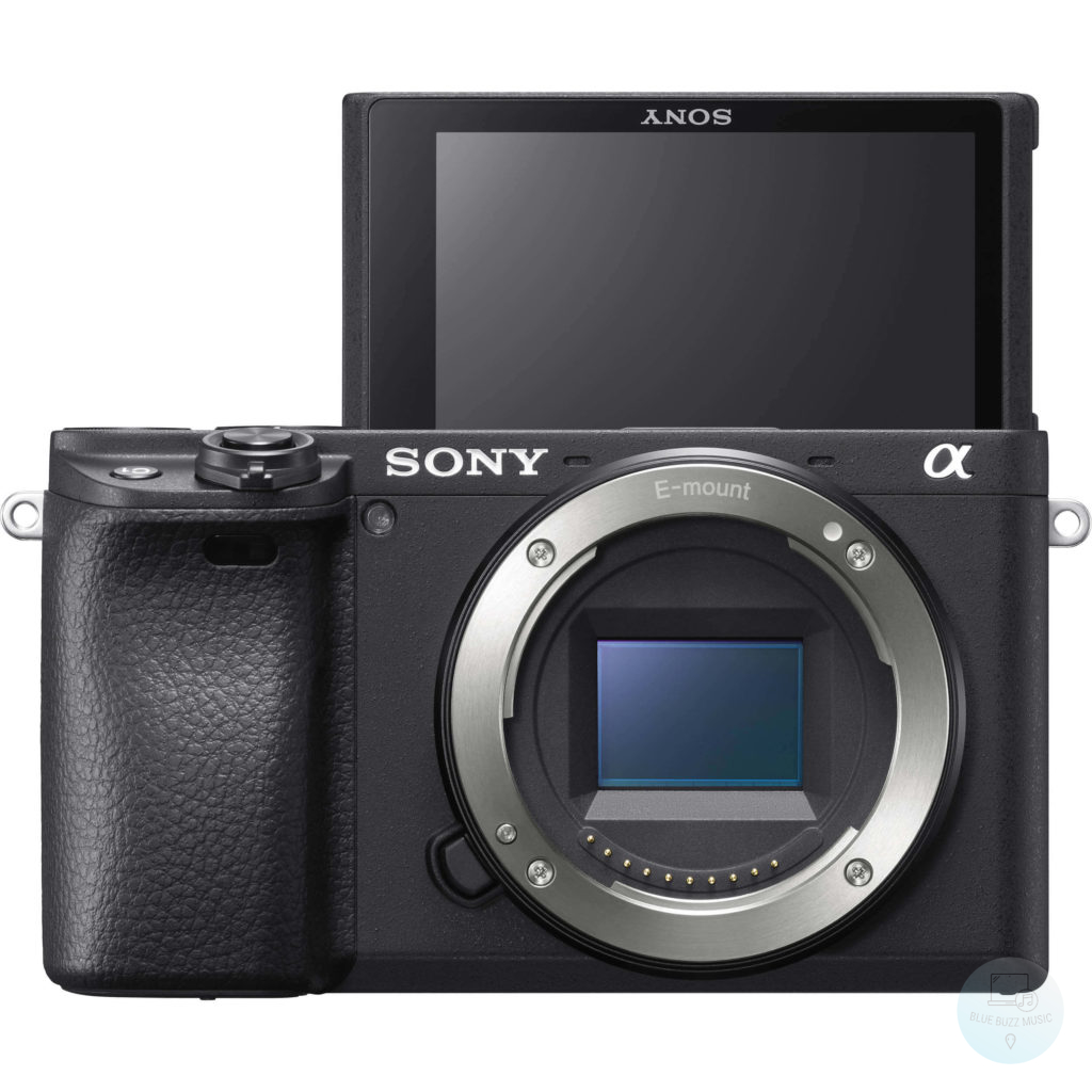 Sony A6400- best small compact camera with lenses for streaming youtube and facebook live