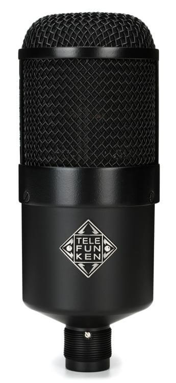 Telefunken M82 - best dynamic kick drum microphone for twitch and mixer streaming podcasting