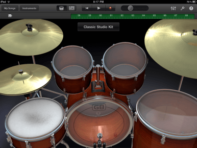 The GarageBand Drum Collection - best drum samples and kits for windows and mac os