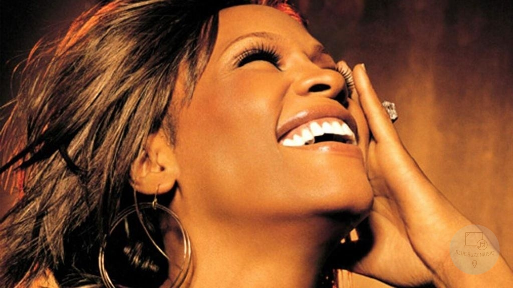 Whitney Houston octave vocal range - largest vocal range world record