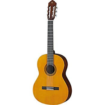 Yamaha Student Series Classical Guitar - best 3-4 size acoustic electric guitar