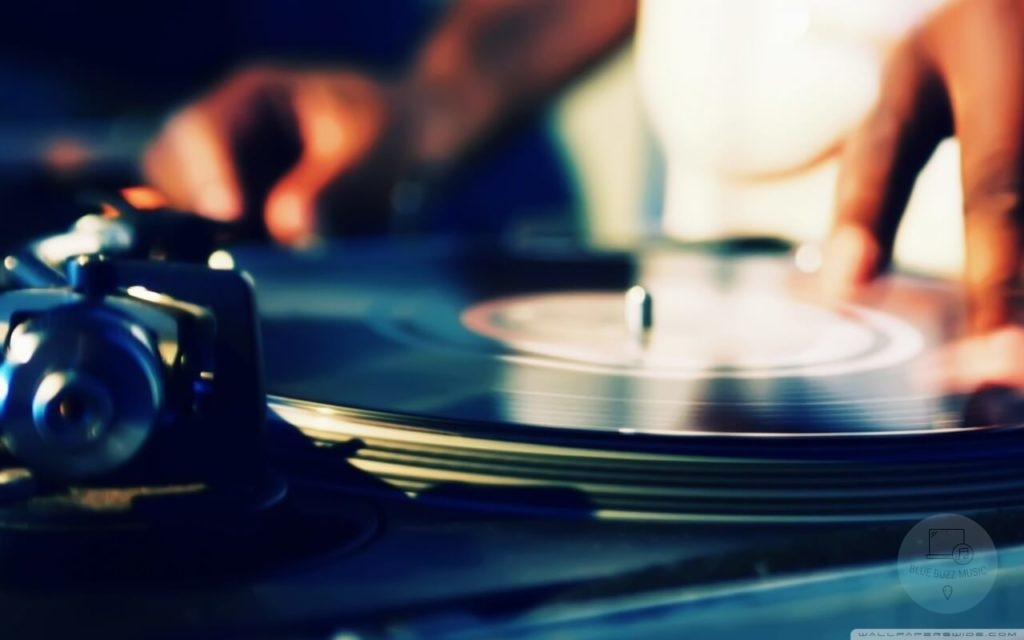 how hard is it to dj with vinyl tips
