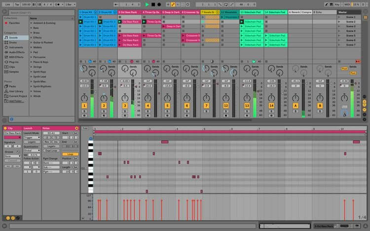 Ableton Live 10 Lite - free music maker app for iphone and android download