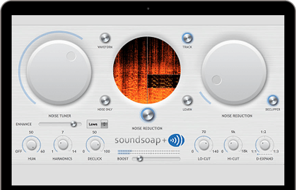 Antares SoundSoap 5 - best ambient noise reduction sound restoration vst plugin for premiere pro, sony vegas, or your daw