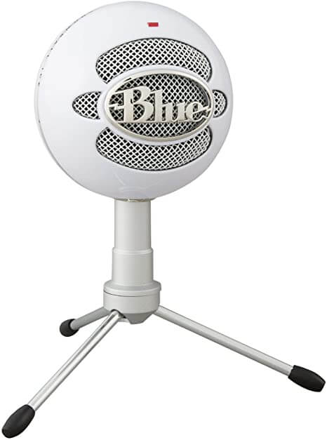 Blue Snowball - best budget cheap affordable mic for youtube vlogging streaming