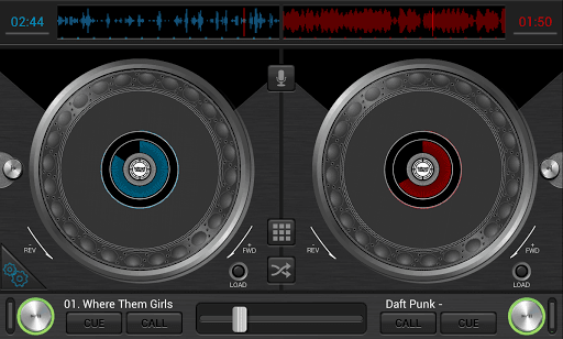 DJ Studio 5 - best free virtual dj app for android download apk