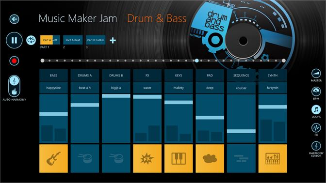 Music Maker JAM - dj apps download for mobile android free