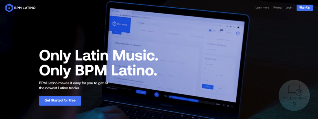 bpm latino review - bpm record pool for djs music producers