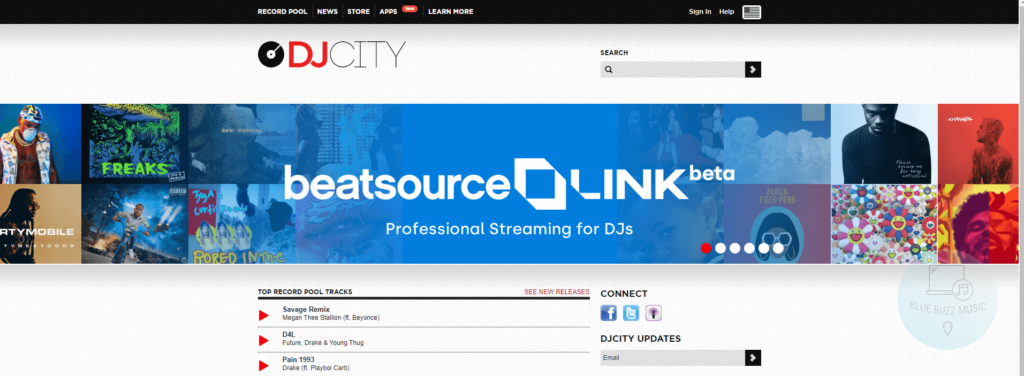 dj city review - dj music subscription service for house music