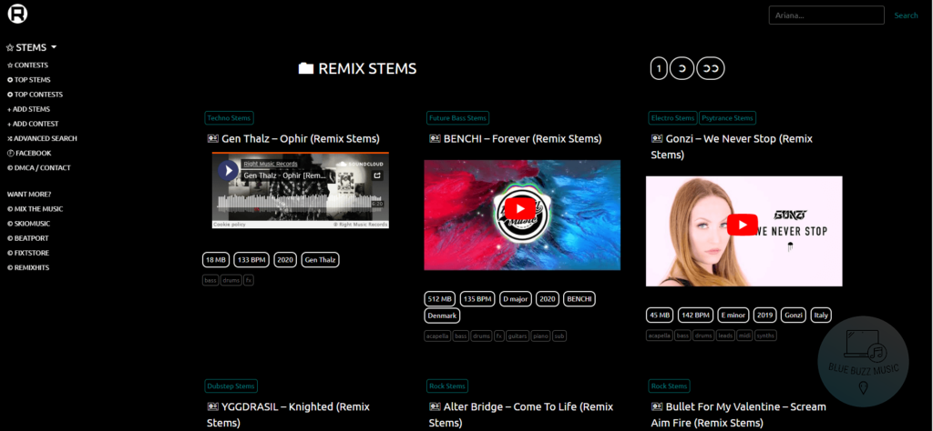 remix packs review - best acapella sites for djs and music producers
