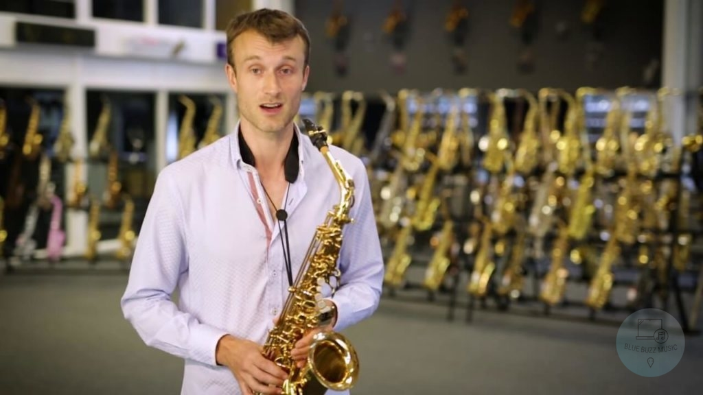 Alto Saxophone - which one of different types of saxophones is right for you
