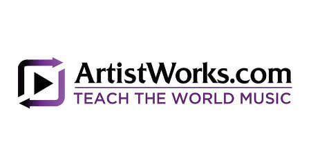 ArtistWorks - premium online guitar teaching learning service website