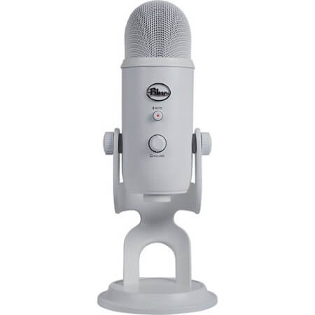 Blue Yeti Nano USB Microphone - best microphone for computer pc recording