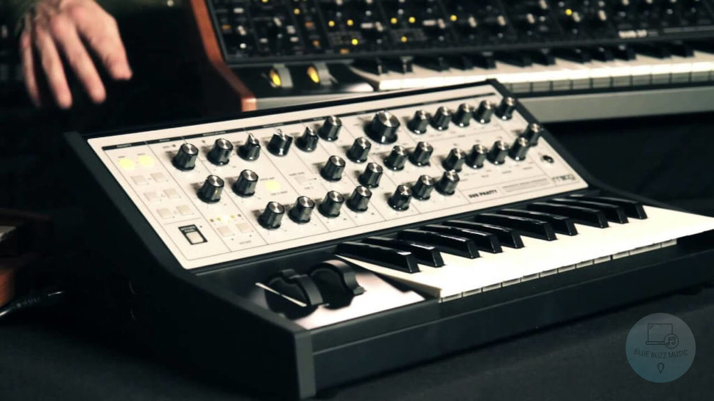 Synthesizers sypes, dimentions, pricing